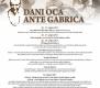 Days of father Ante Gabrić