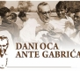 Dani oca Ante gabrića
