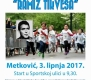 Memorijalni kross -Ramiz Tikveša 2017